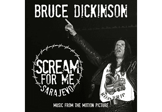 Bruce Dickinson - Scream for Me Sarajevo - (CD)