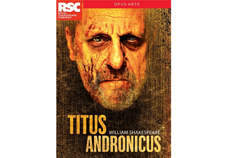 Titus Andronicus - (DVD)