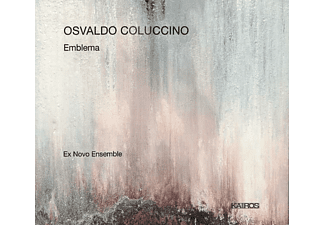 Ex Novo Ensemble - Emblema - (CD)