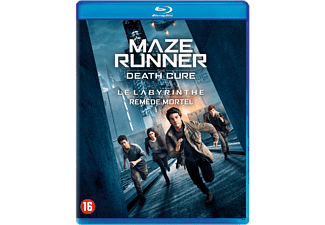 Maze Runner: The Death Cure - Blu-ray