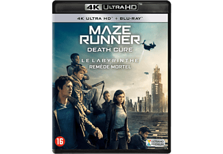 Maze Runner: The Death Cure - 4K Blu-ray