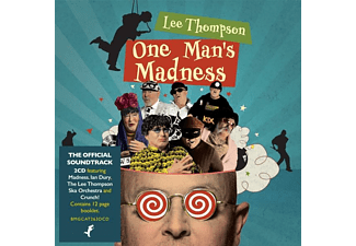 Lee Thompson - Lee Thompson:One Man's Madness - (CD)