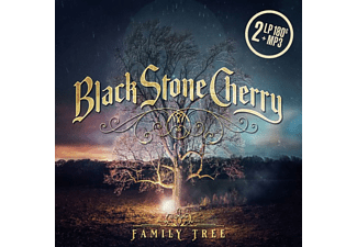 Black Stone Cherry - Family Tree (Vinyl LP (nagylemez))