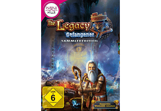 The Legacy: Gefangener - Sammleredition (Purple Hills) - PC