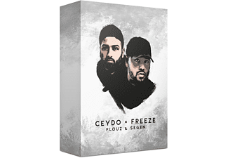 Ceydo & Freeze - Flouz & Segen (Limited Fanbox) - (CD)