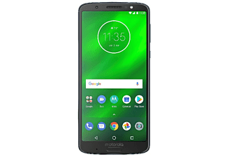 "Móvil - Moto G6 Plus, 5.9"", Full HD+, 8 x 2.2GHz, 4 GB RAM, 64 GB, 12 MP + 5 MP / 8 MP"