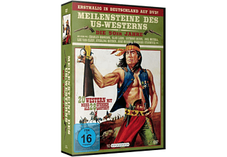 Meilensteine des US-Westerns - Deluxe Box - (DVD)