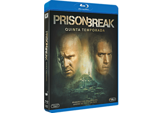 Prison Break - Temporada 5 - Blu-ray