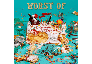 Jennifer Rostock - Worst of Jennifer Rostock - (LP + Bonus-CD)