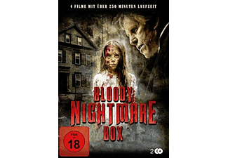 BLOODY NIGHTMARE BOX - (DVD)