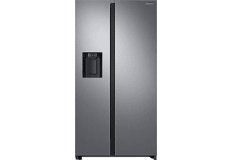SAMSUNG RS6GN8331S9/EG, Side-by-Side, A++, 1780 mm hoch, 912 mm breit, Edelstahl