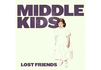 Middle Kids - Lost Friends (LP+MP3) - (LP + Download)