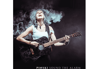 Pinski - Sound The Alarm - (CD)