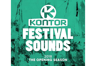 VARIOUS - Kontor Festival Sounds 2018-The Opening Season - (CD)