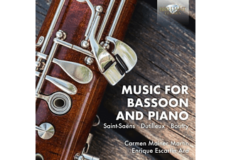 VARIOUS - Music For Bassoon And Piano - (CD)