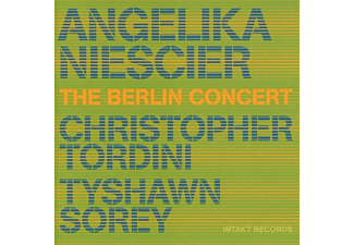 Angelica Trio Niescier - Rabbit On The Run - (CD)