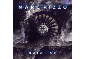 Marc Rizzo - Rotation - (CD)