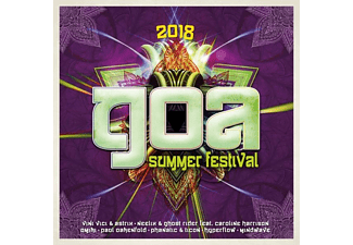 VARIOUS - Goa Summer Festival 2018 - (CD)