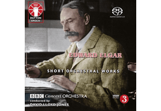 David/bbc Concert Orchstra/+ Lloyd-jones - Short Orchestral Works - (SACD Hybrid)