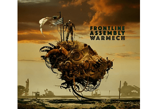 Front Line Assembly - Warmech - (CD)