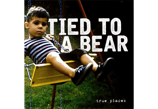 Tied To A Bear - True Places - (CD)