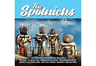 The Spotnicks - Guitars From Out-A Space [CD]