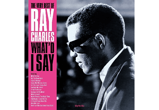 Ray Charles - What'd I Say (pink Vinyl) [Vinyl]