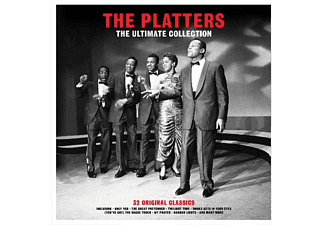 The Platters - Ultimate Collection - (Vinyl)
