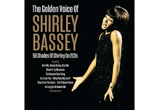 Shirley Bassey - The Golden Voice Of - (CD)