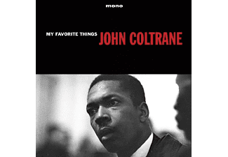 John Coltrane - My Favourite Things - (Vinyl)