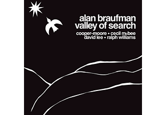 Alan Braufman - Valley Of Search - (Vinyl)