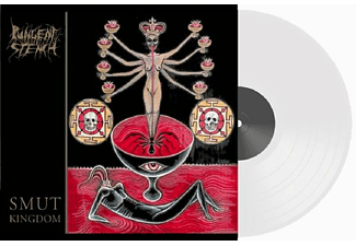 Pungent Stench - Smut Kingdom (Ltd.Clear Vinyl) - (Vinyl)