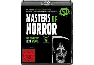 Masters of Horror komplette Staffel 1 - (Blu-ray)