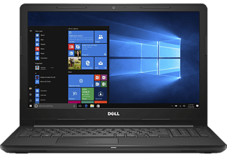 DELL INSPIRON 15 3000, Notebook mit 15.6 Zoll Display, Core™ i3 Prozessor, 8 GB RAM, 1 TB HDD, HD Grafik 520, Schwarz