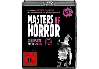 Masters of Horror komplette Staffel 2 - (Blu-ray)