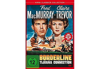 Borderline - Tijuana Connection - (DVD)