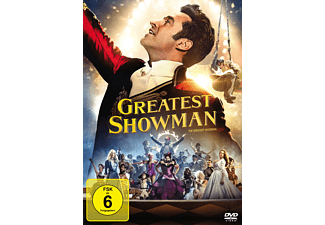 Greatest Showman - (DVD)