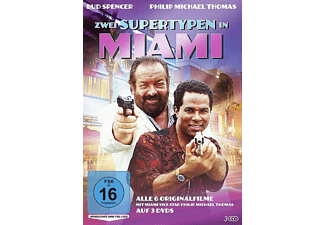 Extralarge I - Zwei Supertypen in Miami - (DVD)