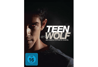 TEEN WOLF 5.STAFFEL - (DVD)