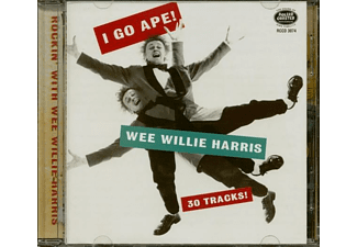 Wee Willie Harris - I Go Ape!-Rockin' With Wee Willie Harris (CD) - (CD)