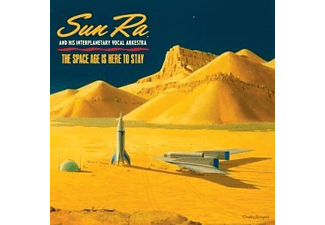 Sun & His Arkestra Ra - The Space Age Is Here To Stay (2-LP) - (Vinyl)