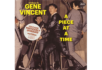 Gene Vincent - A Piece At A Time-A Tribute To Gene Vincent (LP, - (Vinyl)