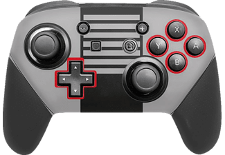 EPIC SKIN Nintendo Switch Pro Controller Skin Sticker Retro, Skin Sticker, Retro