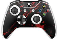 EPIC SKIN XBox One S Controller Skin Sticker Blood schwarz Skin Sticker, Blood Schwarz