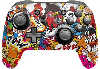 EPIC SKIN Nintendo Switch Pro Controller Skin Sticker Mehrfarbig, Nintendo Switch Sticker, Mehrfarbig