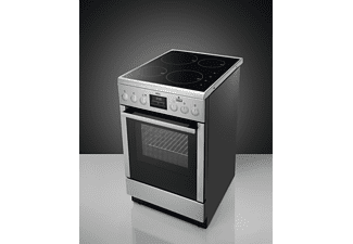 AEG CIB56400BX, Standherd, EEK: A, 58 Liter, Stainless steel with antifingerp