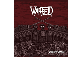 Warfield - Wrecking Command [CD]