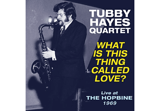 Tubby Quartet Hayes - What Is This Thing Called Love? - (Vinyl)