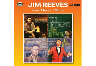Jim Reeves - Four Classic Albums - (CD)