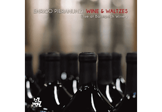 Enrico Pieranunzi - Wine & Waltzes - (CD)
